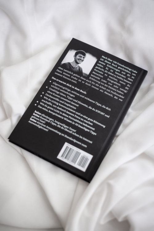 Backcover des Buchs Fotografieren im Flow