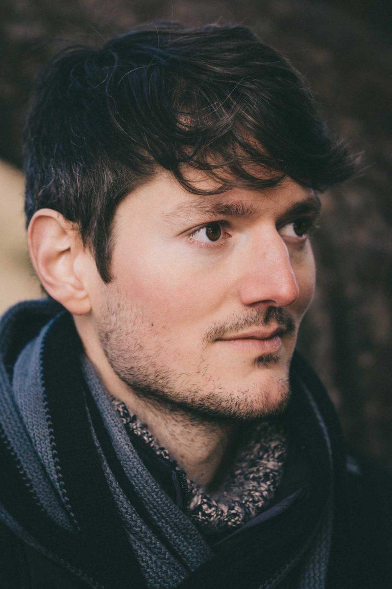 Portrait des Fotografen Benjamin Wohlert